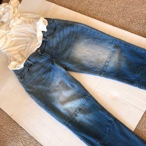 Old Navy Boyfriend Skinny Jeans size 4